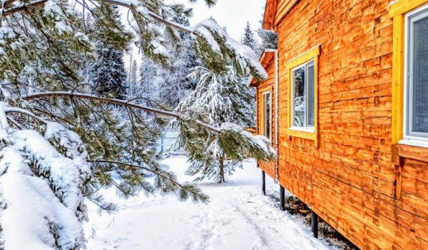 Где в Томске зимой отдохнуть на природе
